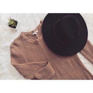 Madewell Chunky Sweater